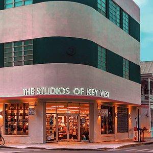 The Studios of Key West at 533 Eaton Street, photo by Larry Blackburn