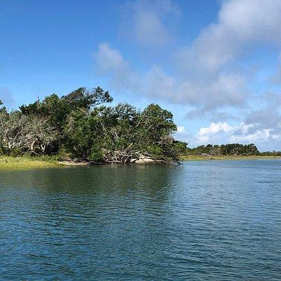 Pics taken during the Rachel Carson Reserve Circumnavigation Cruise sponsored by the North Carolina Coastal Reserve