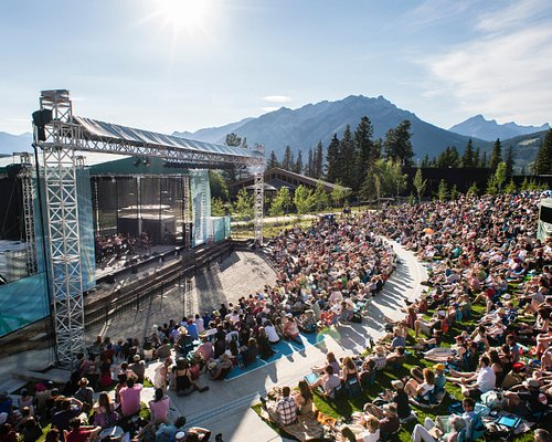 The Outdoor Shaw Amphitheatre