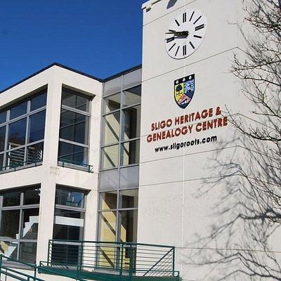 The County Sligo Heritage and Genealogy Centre Building