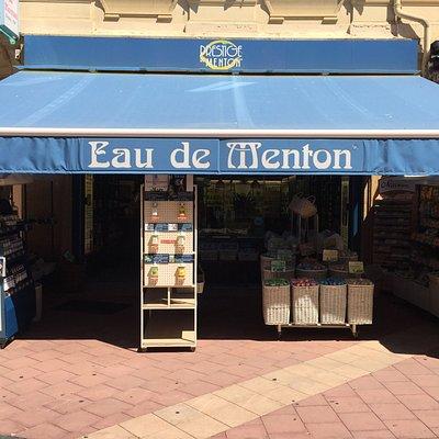 Magasin Prestige de Menton - 19 rue Saint Michel, Menton