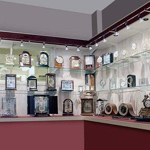 Showroom Table Clocks