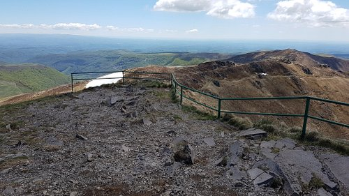 Le Plomb du Cantal 1855 mètres