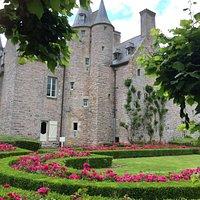 Château de Bienassis, vue arrière