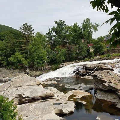 Salmon Falls, Shelburne Falls , MA