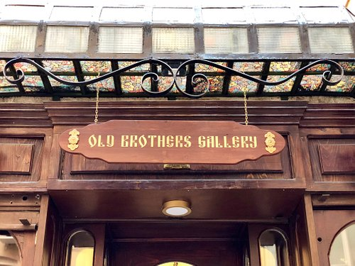 Welcome to Old Brothers gallery