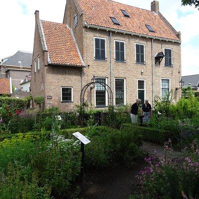 Kruidentuin Doesburg;gratis toegankelijk