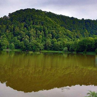 Tzover lake