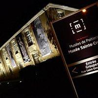 Nocturne au Musée Sainte-Croix ©Ville de Poitiers