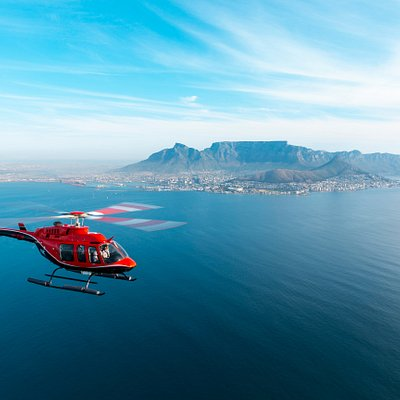 The only way to fully grasp the beauty of Cape Town