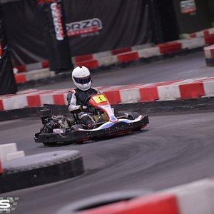 Новая конфигурация трассы Forza Karting