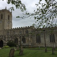 St Peter's Church East Drayton