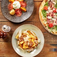 Guste Remo serving authentic Italian cuisine in the heart of London