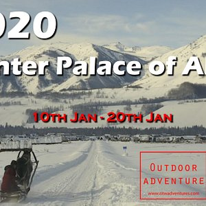 Winter Palace of Altai
