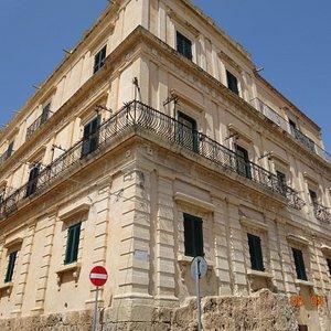 Palazzo Impellizzeri di San Giacomo - Noto, Sicily