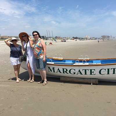 Margate City Beach