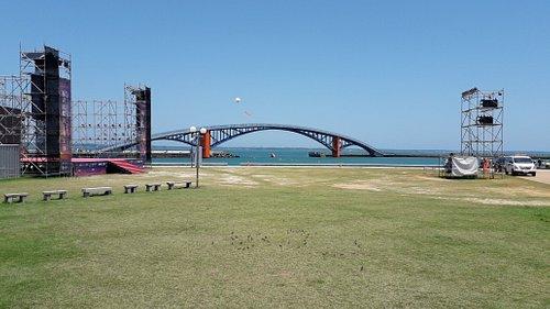 彩虹橋一景