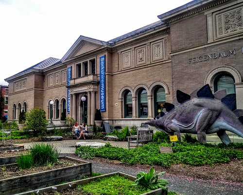 Entrance to the Berkshire Museum