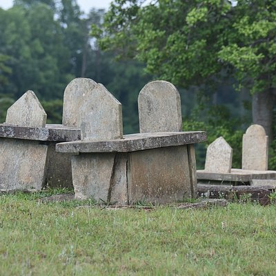 Slot and Tab grave markers
