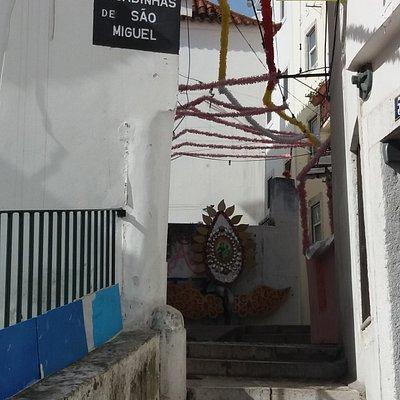 Escadinhas de Sao Miguel