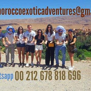 Private 3D/2N Sahara desert trip from Marrakech