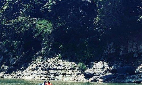 Mountain biking, camping, birdwatching, hiking, rock climbing, rappelling, trekking and rivertubing. All adventures for you!