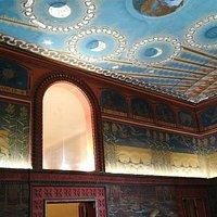 La sala dello zodiaco... Splendore...