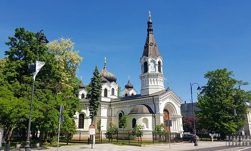 Cerkiew prawosławna p.w. Wszystkich Świętych