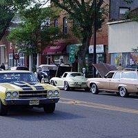 Cruising Main Street