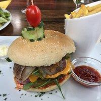 Burger ( sehr kreativ )