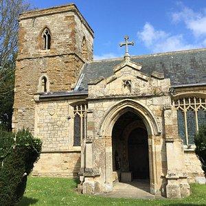 All Saints Church Holton cum Beckering