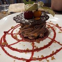 Craquant framboise et chocolat