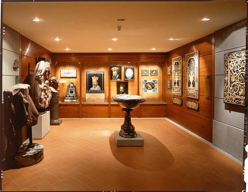 Interno Museo Opificio