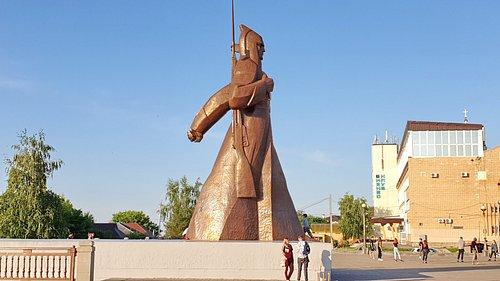Памятник Солдату-красногвардейцу (Памятник героям гражданской войны).