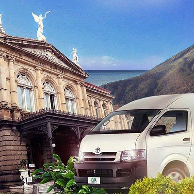 100% Friendly, 100% Pura Vida Transfer Service ALL across Costa Rica