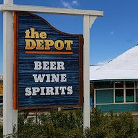 The Depot - Deli, Beer, Wine & Liquor store.