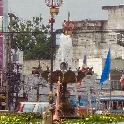 Suriyadate Fountain