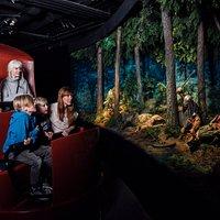 Adventure ride Ragnfrid's saga
