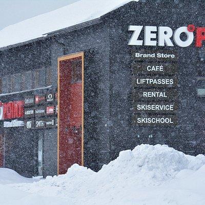 Levi Zero Point building
