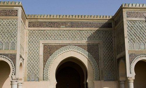 Bab Mansour - La capitale de Moulay Ismail