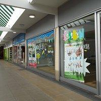 Buckley Shopping Centre