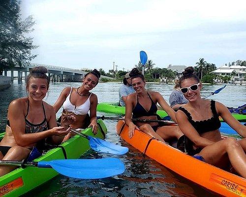 Fun time on a Paddle Tour!