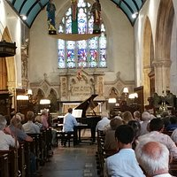 Piano recital by visiting French pianist
