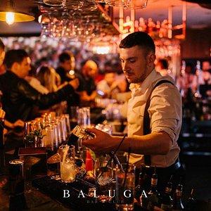 Baluga Bar & CLub, Preston City Centre