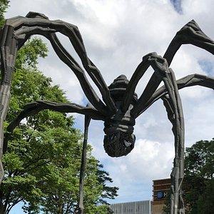 Maman Spider Sculpture, Roppongi Hills