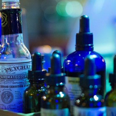 Bitters and tinctures. Oh my!