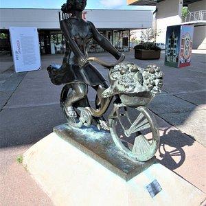 La sculpture