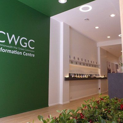 The CWGC Information Centre