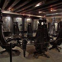 Harkonnen Room