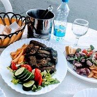 Небольшой ужин)
